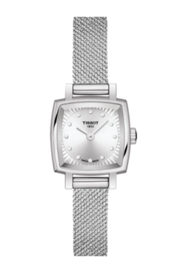 Tissot Lovely Square in Stainless Steel image 2