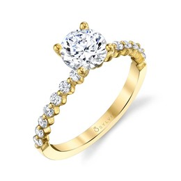Athena Engagement Ring image 2