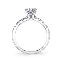 Celine Classic Solitaire Engagement Ring  image 4