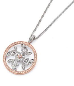 Simon G. Santa Barbara Diamond Necklace