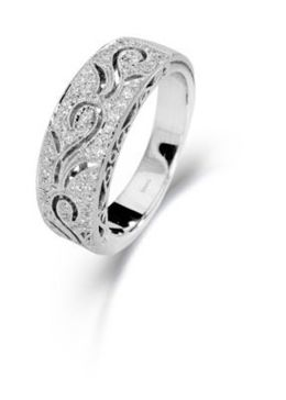 Simon G. Oscar Night Diamond Ring