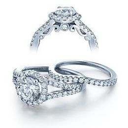 Verragio Insignia Collection Bridal Set