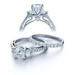 Verragio Couture Collection Bridal Set