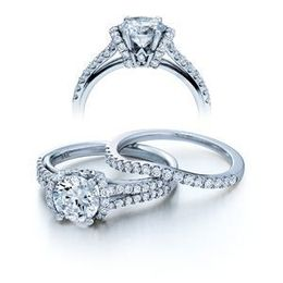 Diamond Engagement Ring by Verragio