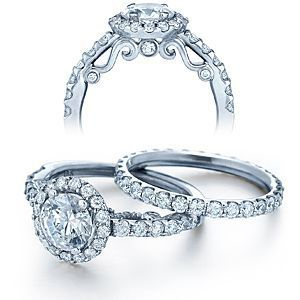 Verragio Insignia Collection Diamond Ring