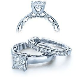 Princess Cut Paradiso Collection Set