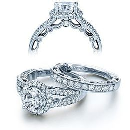 Verragio Paradiso Collection Bridal Set