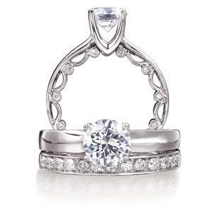 Paradiso Collection Diamond Engagement Ring