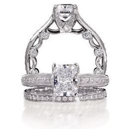 Princess Cut Paradiso Collection Ring