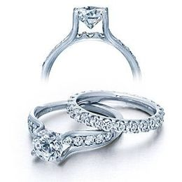 Stunning Verragio Engagement Ring