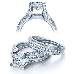 Princess Cut Classico Collection Ring