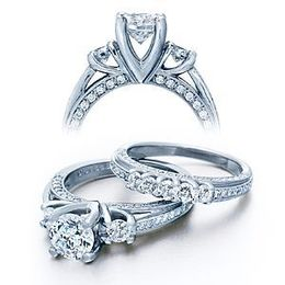 Verragio Classico Collection Diamond Engagement Ring