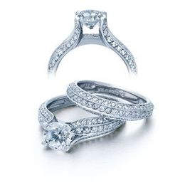 Classico Collection Engagement Ring by Verragio