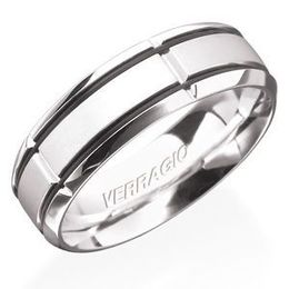 Verragio Stylish Mens Wedding Band