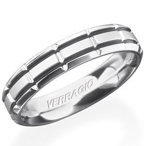 Verragio Mens Wedding Band