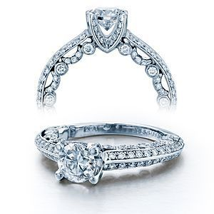 Paradiso Collection Engagement Ring from Verragio