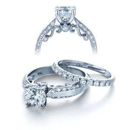 Dazzling Insignia Collection Engagement Ring