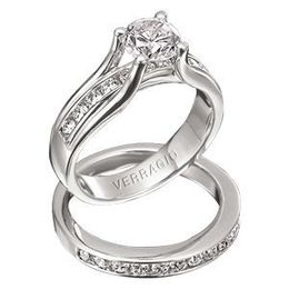 Gorgeous Classico Collection Diamond Bridal Set