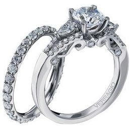 Verragio Insignia Collection Diamond Engagement Ring