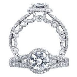 Stunning Paradiso Collection Diamond Ring