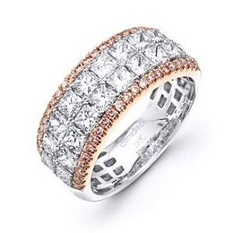 Eye Catching Simon G. 2 1/2 Carat Diamond Band