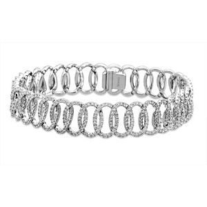 Gorgeous Simon G. Diamond Bracelet