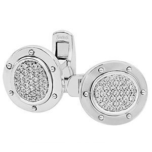Simon G. 1/2 Carat Diamond Cufflinks