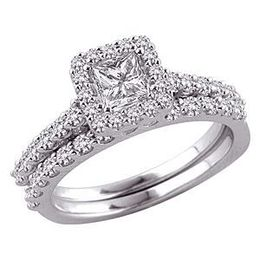 Alluring 3/4 Carat Diamond Ring