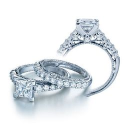 Stunning Verragio Venetian Collection Diamond Ring