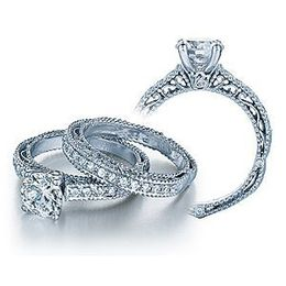 Elegant Verragio Venetian Collection Diamond Ring