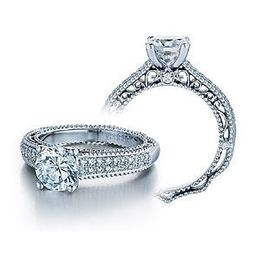 Gorgeous Verragio Venetian Collection Engagement Ring