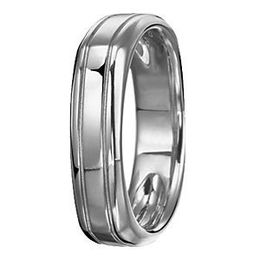 Ritani Modern Collection Mens Wedding Ring