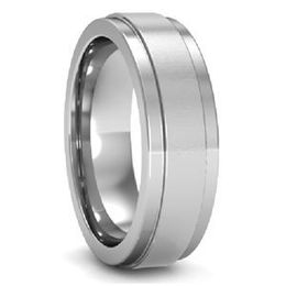 SK Cobalt Prime Collection Wedding Band 9mm