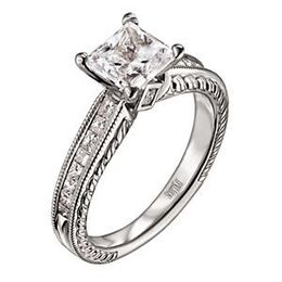Vintage Collection Diamond Ring by Designer Scott Kay