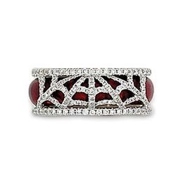 Hidalgo Spider Web Diamond Ring Jacket