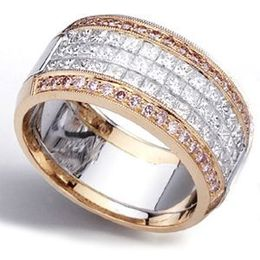 Simon G. Diamond Ring