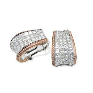 Breathtaking Diamond Earrings by Simon G