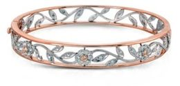 Simon G. Diamond Bangle Bracelet