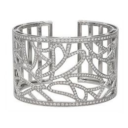 Breathtaking Simon G Diamond Bangle