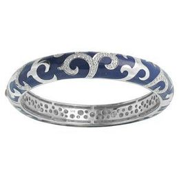 Belle Etoile Royale Stacks Blue Bangle