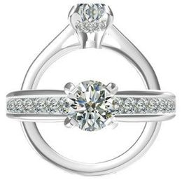 Harout R Diamond Engagement Ring