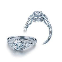Verragio Insignia-7068CU Engagement Ring