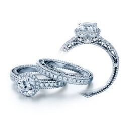 Verragio Venetian-5002R Engagement Ring