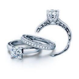 Verragio Venetian-5012 Diamond Engagement Ring