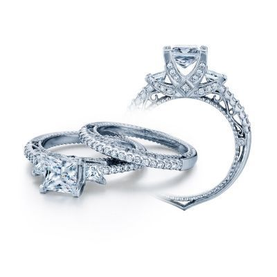 Verragio Venetian-5023P Engagement Ring