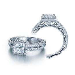 Verragio AFN-5007P-4 Engagement Ring