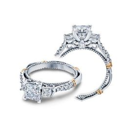 Verragio Parisian-124P Engagement Ring