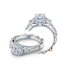 Verragio Parisian-122R Engagement Ring