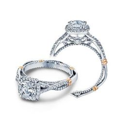 Verragio Parisian-106CU Engagement Ring