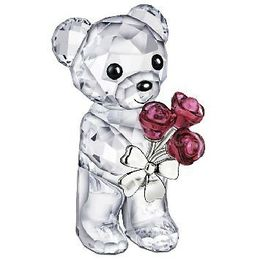 Red Roses For You Kris Bear by Swarovski